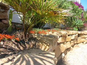 rockeries in the Algarve